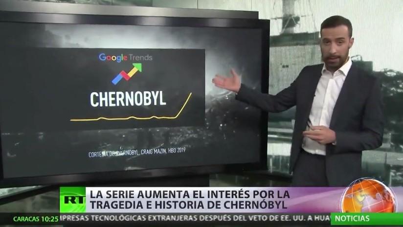 'Chernobyl': la serie sobre el desastre nuclear que ha suscitado interés y controversia