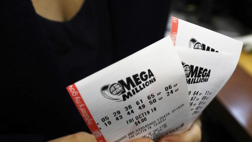 Un solo boleto gana 530 millones de dólares en una lotería estadounidense