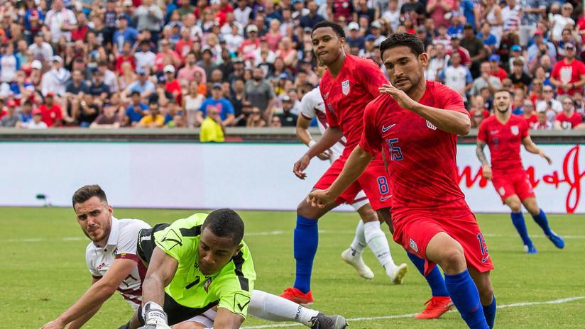 Venezuela genera temor goleando a EE.UU. por 3-0 de cara a la Copa América 2019