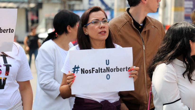 Localizan el cadáver de Norberto Ronquillo, el estudiante universitario secuestrado en México