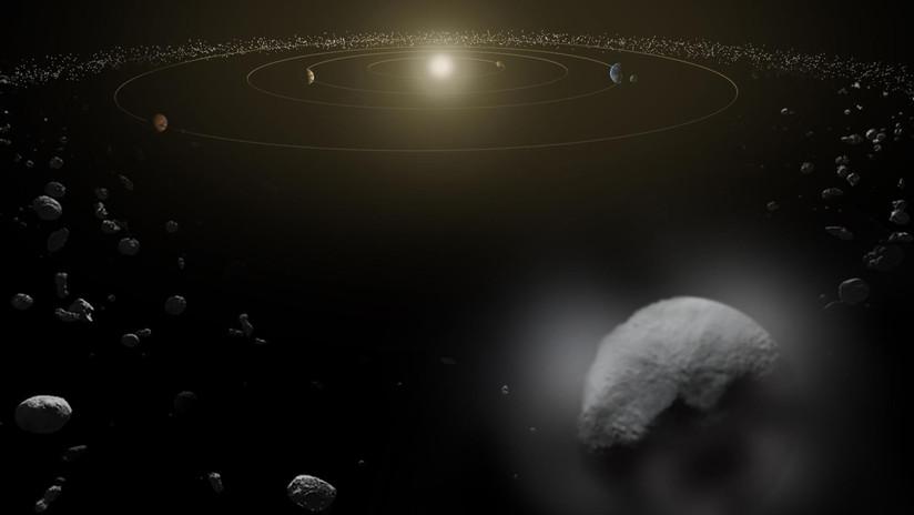 Asteroide peligroso pasará cerca de la Tierra en septiembre próximo
