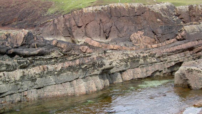 Localizan en Escocia el cráter dejado por el mayor meteorito que jamás impactó en la actual Gran Bretaña