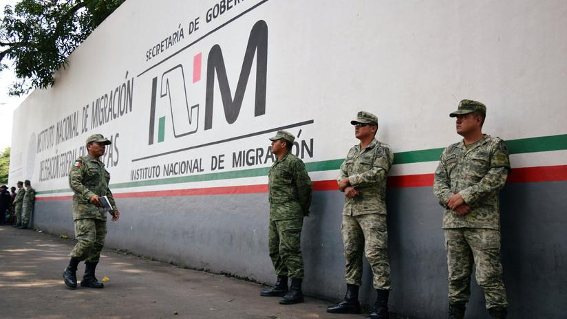 México despliega los primeros soldados de su Guardia Nacional en la frontera sur con Guatemala