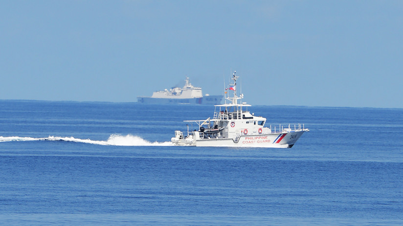 EE.UU. refuerza la Guardia Costera en el Pacífico para contrarrestar a la flota china