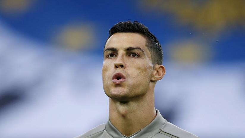 VIDEO: La reacción de Ronaldo al escuchar que un compañero es elegido 'jugador del torneo' se hace viral en la Red