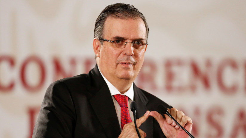 VIDEO: Canciller de México presenta informe sobre los acuerdos alcanzados con la Administración de Trump