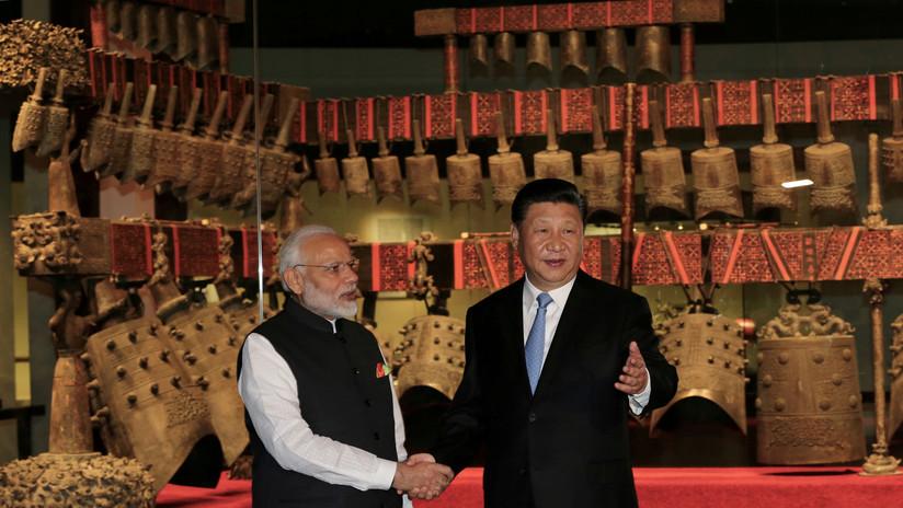 """China urge a la India a unir esfuerzos contra el """"acoso"""" comercial de EE.UU."""