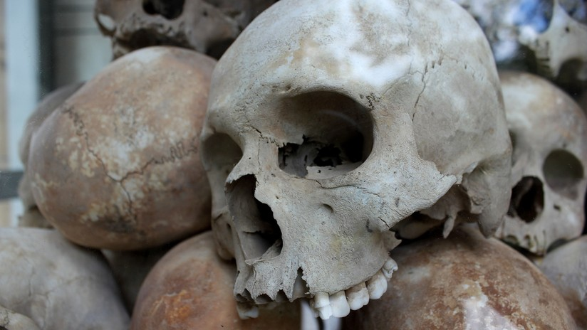 El hallazgo de trofeos hechos con cráneos humanos podría explicar el fin de la civilización maya