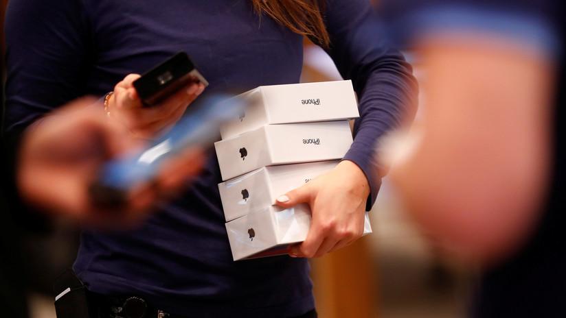 Foxconn: Todos los iPhone para EE.UU. podrían fabricarse fuera de China si fuera necesario