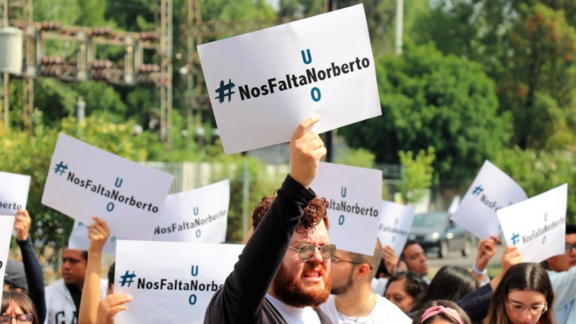 El estudiante mexicano Norberto Ronquillo fue estrangulado a pesar de que su familia pagó un rescate de 26.000 dólares