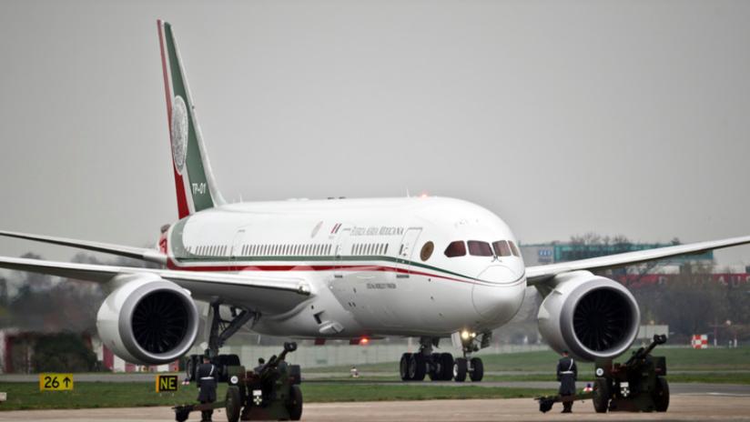 Recursos de venta de avión presidencial irán a compromisos migratorios