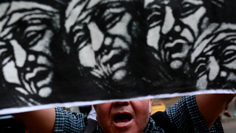La Policía de Argentina detiene al prefecto acusado por el homicidio del activista mapuche Rafael Nahuel