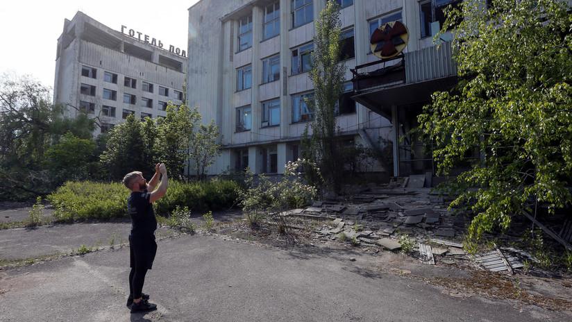 Turistas se toman selfis en Chernóbil y provocan indignación en las redes