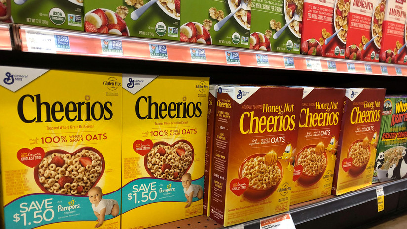 Hallan el tóxico herbicida de Monsanto en Cheerios y 20 otros alimentos comercializados para niños