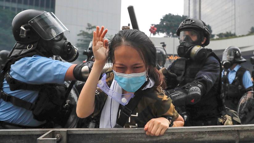 Las protestas de Hong Kong contra el proyecto de ley de extradición, en imágenes