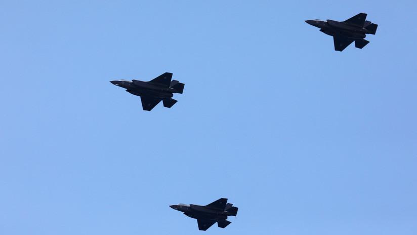 Los cazas furtivos F-35 pueden perder su sigilo y sufrir daños estructurales a velocidades supersónicas