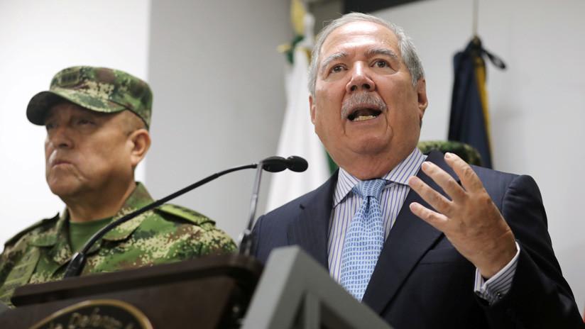 El ministro de Defensa de Colombia supera la moción de censura y seguirá en el cargo