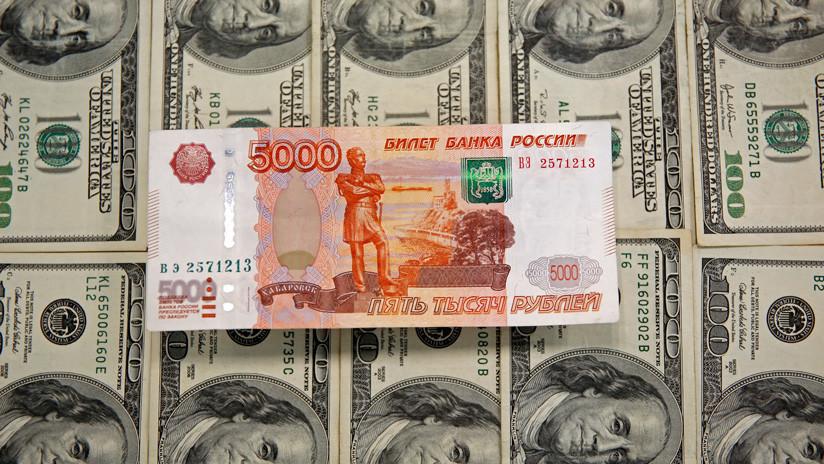 Las reservas internacionales de Rusia superan los 500.000 millones de dólares