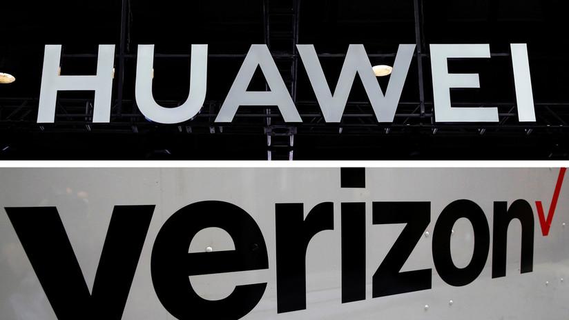 Huawei exige a la compañía estadounidense Verizon un billón de dólares por más de 230 patentes