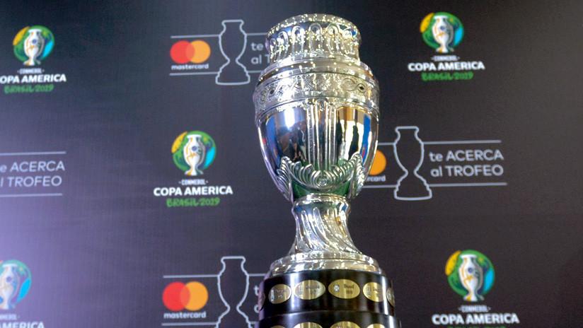 Comienza hoy la Copa América de Fútbol