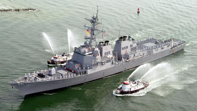 EE.UU. envía un destructor al golfo de Omán tras los ataques contra dos buques petroleros