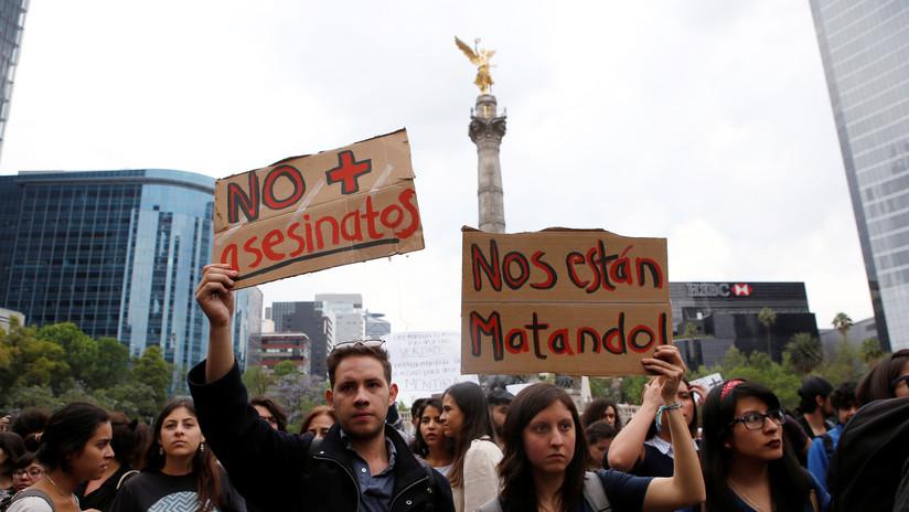 Otro estudiante mexicano es encontrado muerto y con marcas de tortura