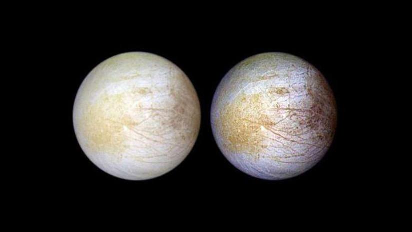 El océano de Europa, la luna de Júpiter, tiene una composición parecida a la de los mares terrestres