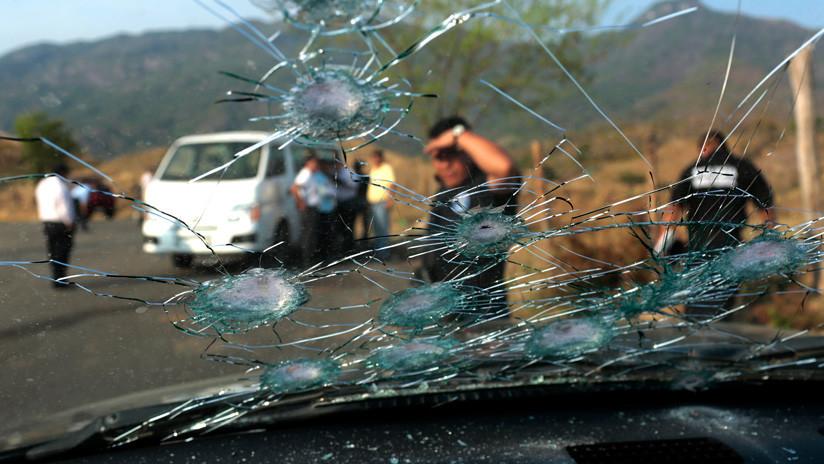 Más armas, menos permisos: el fenómeno de las 'balas perdidas' que siembran la muerte en México