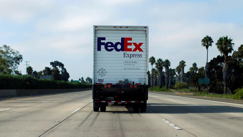 China investiga a FedEx por el desvío de paquetes de Huawei
