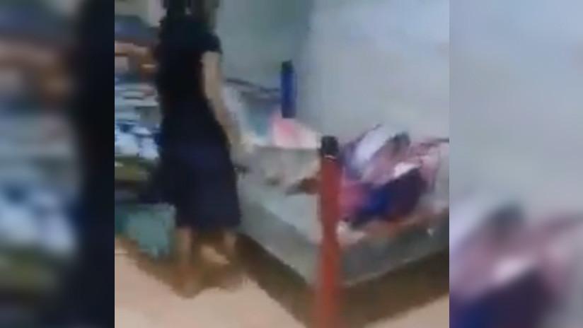 """Cae """"la Hiena de Guerrero"""", la mujer que maltrató cruelmente a una niña en un dramático video viral"""