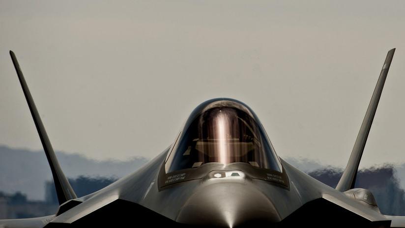La 'huella china' en la fabricación de piezas para los F-35