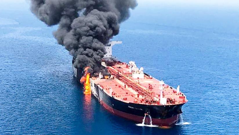"""Arabia Saudita culpa a Irán del ataque a los petroleros y dice que """"no dudará"""" en responder a cualquier amenaza"""