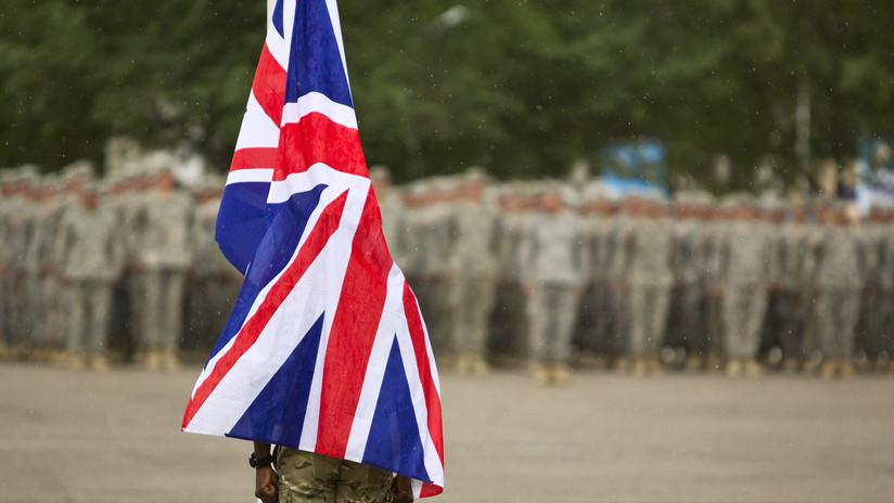 Reino Unido enviará 100 soldados de élite al golfo Pérsico para proteger sus buques