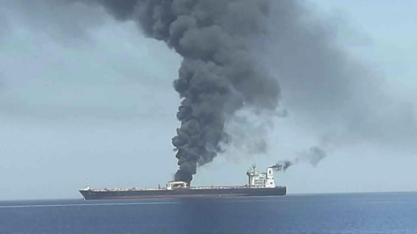CNN: Washington se planteará aumentar su contingente militar en Oriente Medio tras los ataques a los petroleros