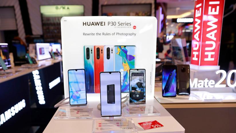 Bloomberg: Huawei se prepara para una caída del 40-60% de sus envíos internacionales de teléfonos inteligentes