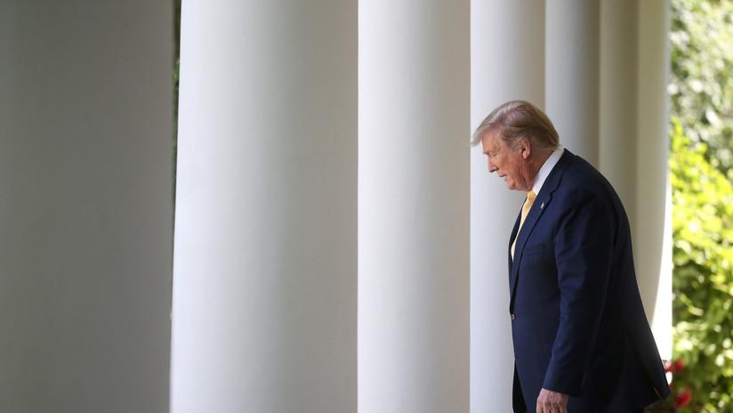 """""""¿Me pedirán que me quede más tiempo?"""" Trump insinúa la posibilidad de un tercer mandato"""
