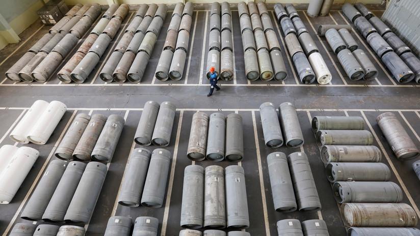 Irán superará en 10 días el límite de las reservas de uranio establecido en el acuerdo nuclear