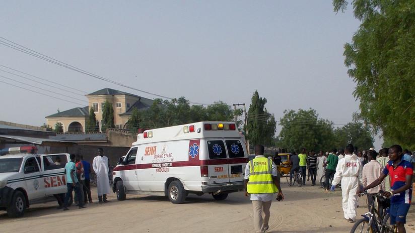 Al menos 30 muertos en un triple atentado terrorista en Nigeria