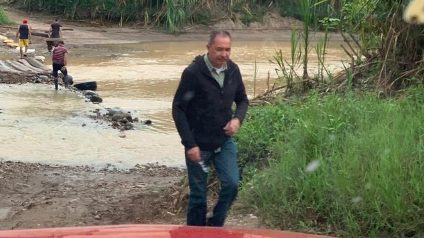 Diputado venezolano acusado de rebelión huye por paso fronterizo a Colombia