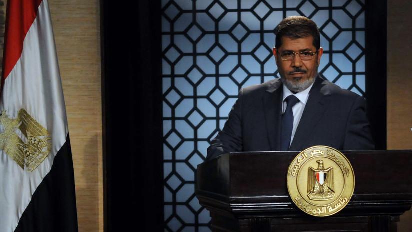 Fallece el expresidente de Egipto Mohamed Mursi mientras era juzgado en un tribunal