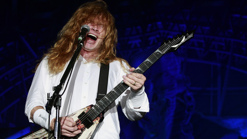 Urgente: Dave Mustaine es diagnósticado con cáncer