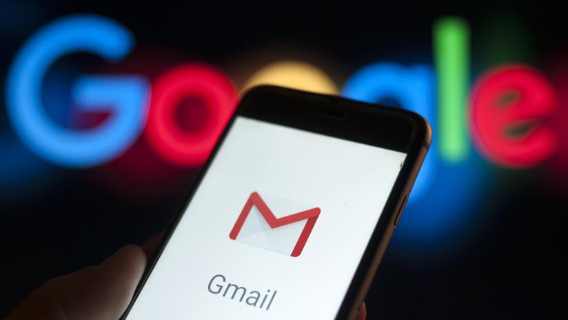 Gmail deja de funcionar en varias partes del mundo
