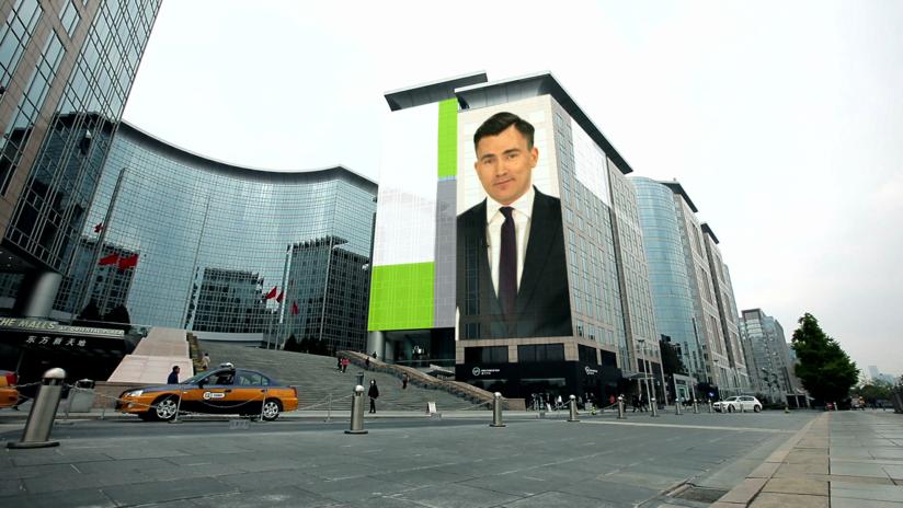 Noticias que superan muros: Semión Sénderov