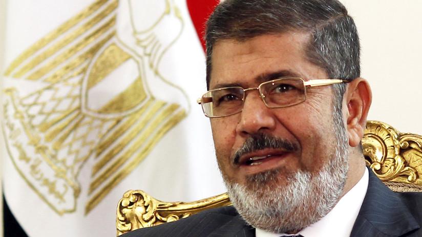 El expresidente egipcio Mohamed Mursi murió de un ataque cardiaco