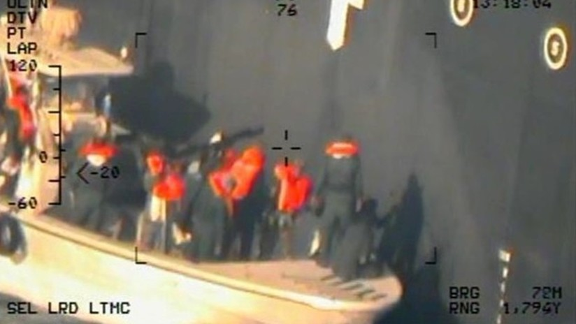 FOTOS: EE.UU. difunde nuevas imágenes tras el ataque contra petroleros en el golfo de Omán