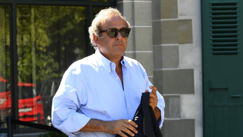 Detienen al expresidente de la UEFA Michel Platini en la investigación sobre la concesión del Mundial 2022 a Catar