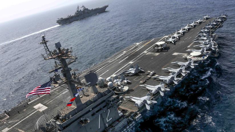 """Moscú: """"El continuo aumento de presión de EE.UU. sobre Irán representa una línea deliberada para provocar una guerra"""""""