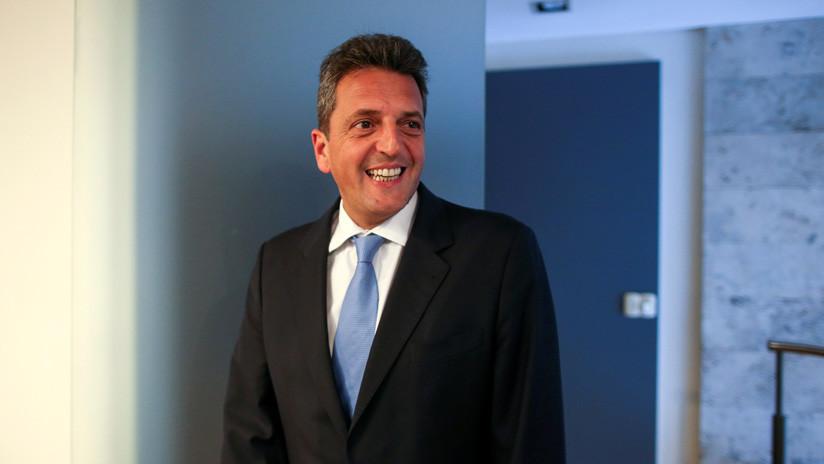 Sergio Massa no será candidato presidencial en Argentina y se presentará para diputado