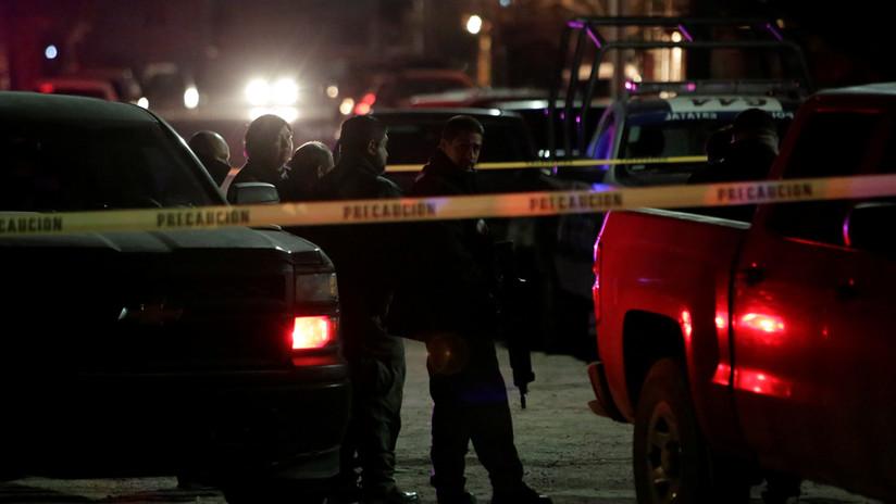 Balacera en la alcaldía Tlalpan de Ciudad de México deja 2 personas muertas y 2 heridas