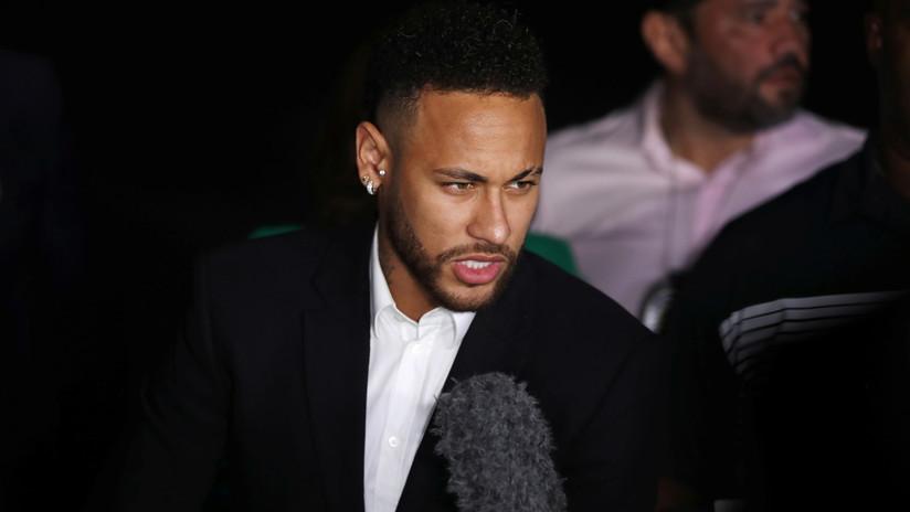"""No quiero jugar más en el PSG"": Reportan que Neymar reclamó a Al-Khelaifi regresar ""a casa"""